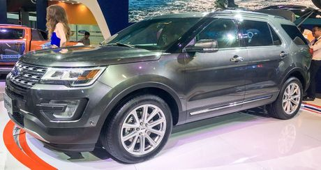 Soi chi tiet Ford Explorer 2017: SUV den tu My gia 2,18 ty dong - Anh 2