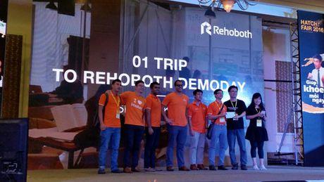 Hatch! Fair day 2 - Buoc dem dau cho doanh nghiep Startup 2016 - Anh 2