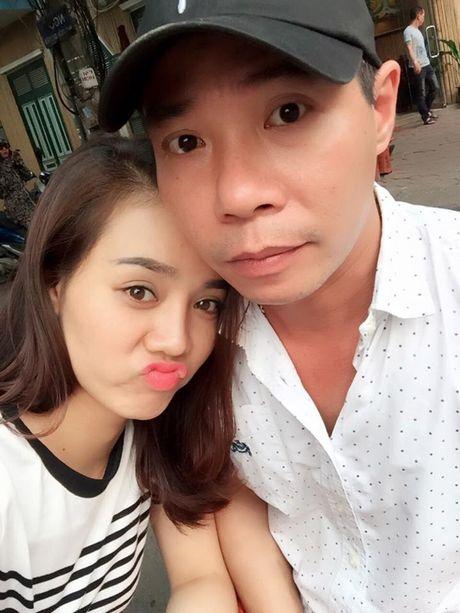 Cong Ly khoe anh tinh cam voi ban gai hotgirl cuc xinh dep - Anh 1