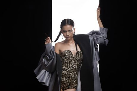 Quan quan Next Top Model Ngoc Chau tung bo anh dep me hon - Anh 5