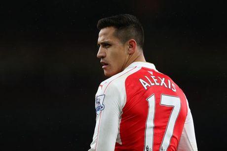 BAN TIN The thao: Noi gian voi Arsenal, Sanchez doi ra di - Anh 1