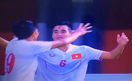 Indonesia vs Viet Nam (2-2, hiep 2): Chinh lai hang thu - Anh 2