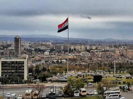 Syria thanh lap 'Lien minh thong nhat ho tro chinh phu' - Anh 1