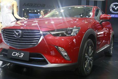 Diem danh nhung mau xe 'hot' tai 'cho o to' VMS 2016 - Anh 2