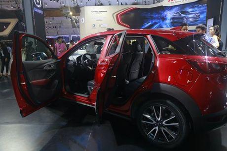 Diem danh nhung mau xe 'hot' tai 'cho o to' VMS 2016 - Anh 3
