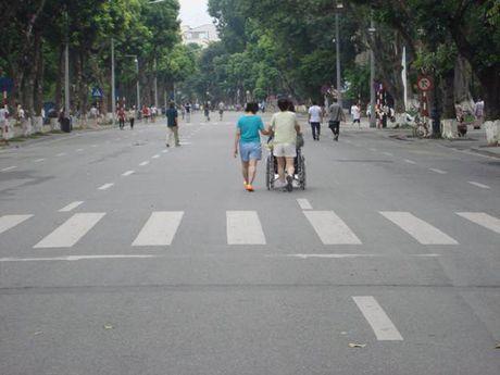 Tuyen pho di bo o Ha Noi – dieu tat yeu cho chat luong cuoc song - Anh 5