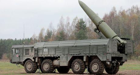 Bo Quoc phong Nga: Trien khai Iskander o Kaliningrad khong co gi bi mat - Anh 1