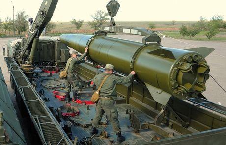 Bo Quoc phong Nga: Trien khai Iskander o Kaliningrad khong co gi bi mat - Anh 2