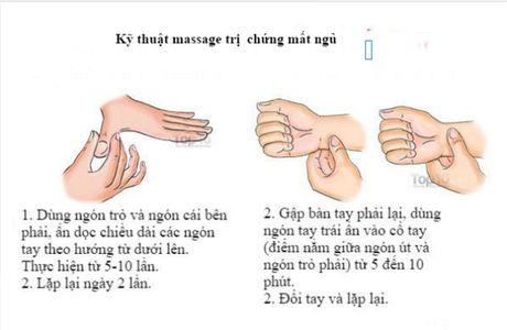 Huong dan cach tu massage chua benh hieu qua cua nguoi Nhat - Anh 1