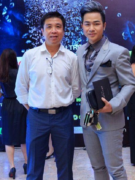 Quach Tuan Du: Song gio su nghiep va co duyen voi 'ba nuoi' Ngoc Son - Anh 3