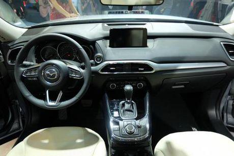 Mazda CX-9 cao cap dua ve Viet Nam tham do thi truong - Anh 3