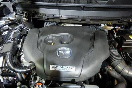 Mazda CX-9 cao cap dua ve Viet Nam tham do thi truong - Anh 4