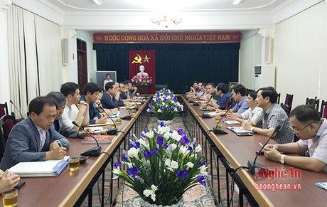 Khu thuong mai tang 3 cho Vinh se di vao hoat dong vao nam 2017 - Anh 1