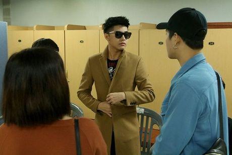 Noo Phuoc Thinh dep trai khong kem sao Han tren san tap Asia Song Festival - Anh 5