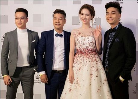 Ngoc Trinh bat ngo nhan giai thuong tai Tuan le phim Viet tai Uc - Anh 2