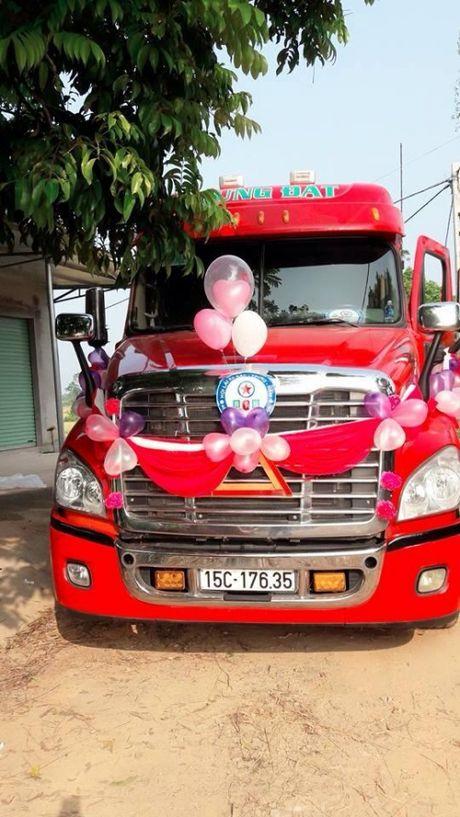 Chu re don dau bang xe Container gay 'nao loan' mang xa hoi - Anh 3