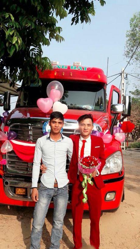 Chu re don dau bang xe Container gay 'nao loan' mang xa hoi - Anh 5