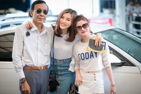 Cao Thai Ha tam ngung dong phim de lo cho bo - Anh 1