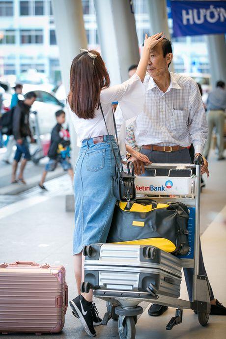 Cao Thai Ha tam ngung dong phim de lo cho bo - Anh 2
