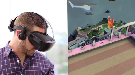 Facebook tham gia phan khuc VR tam trung voi Santa Cruz - Anh 1