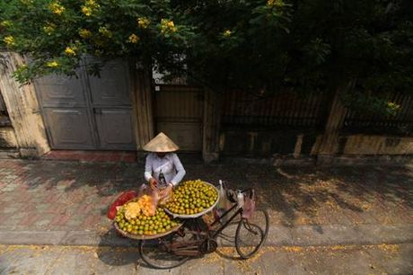 'Nu cuoi thu Ha Noi' rinh giai Dac biet Canon PhotoMarathon 2016 - Anh 5