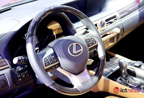 Cham mat Lexus GS Turbo 2016 gia 3,1 ty dong - Anh 7
