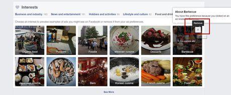 Cach ngan khong cho Facebook theo doi 'nhat cu nhat dong' cua ban tren mang - Anh 10