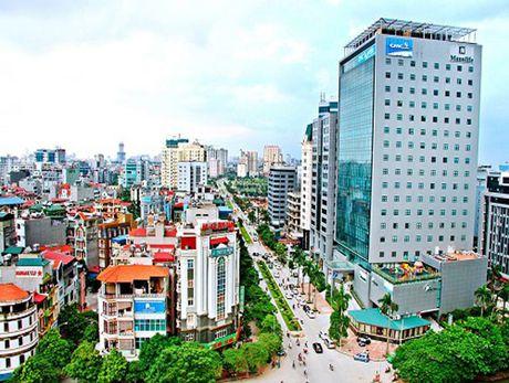 Ha Noi dat muc tieu chiem 20% doanh thu Cong nghiep CNTT ca nuoc - Anh 1