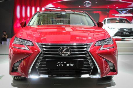 Lexus GS 200t gia 3,13 ty tai Viet Nam - Anh 2