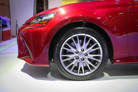Lexus GS 200t gia 3,13 ty tai Viet Nam - Anh 5
