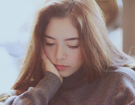 Hot girl Sai Gon thuong xuyen bi nham la gai Phap - Anh 1
