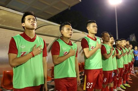 Viet Nam vs Indonesia: Thu chan va giu... cang - Anh 1