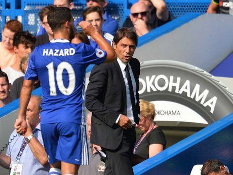 Tin chuyen nhuong 9/10: Mata duoc thuong lon, Hazard se roi Chelsea - Anh 2