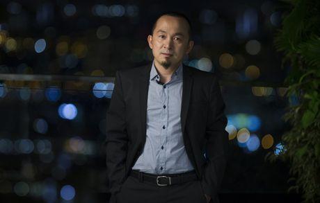 Nhac si Quoc Trung: Lam nghe thuat rui ro nhu mot… canh bac - Anh 1