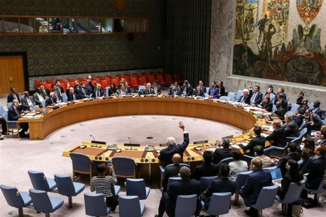 LHQ khong the ra nghi quyet ve tinh hinh Syria - Anh 1