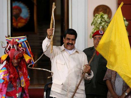Tong thong Putin duoc trao giai 'Nobel Hoa binh' cua Venezuela - Anh 1