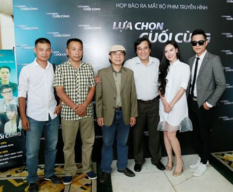 MC Minh Ha va 'lua chon cuoi cung' - Anh 3