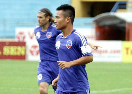 HLV Le Thuy Hai chon doi hinh tieu bieu V.League 2016 - Anh 5