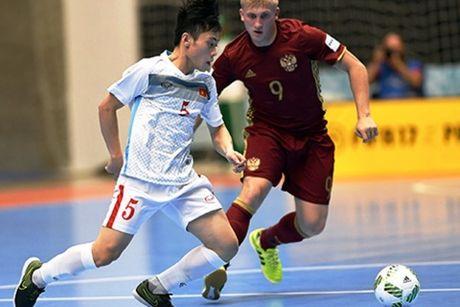 Futsal Viet Nam: Mot the gioi ngoai kia rat rong lon - Anh 2