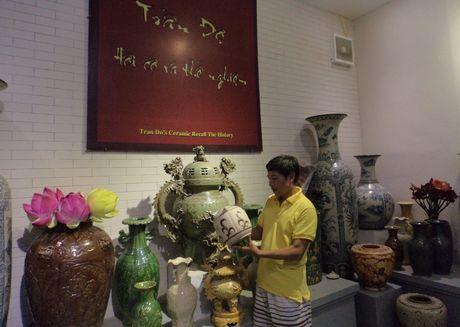 Nghe nhan nhan dan Tran Van Do: Nguoi giu hon gom co Bat Trang - Anh 1