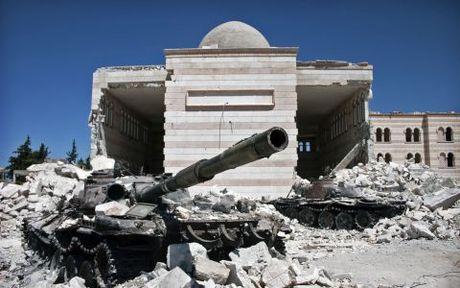 HDBA bac ca 2 du thao nghi quyet cua Phap va Nga ve Syria - Anh 1