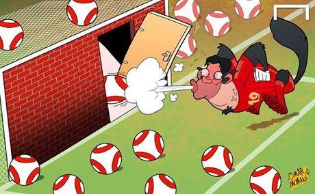 Biem hoa 24h: HLV Italia va Tay Ban Nha 'nga ngua' vi Buffon va Ramos - Anh 7