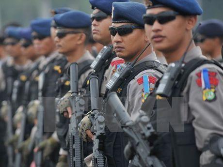 Singapore va Indonesia tang hop tac ve an ninh va chong khung bo - Anh 1