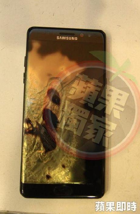 Samsung thu hoi Note 7 lan 2? - Anh 2