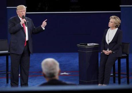 Tranh luan lan 2 bau cu My: Ong Trump ung ho Nga - Anh 1