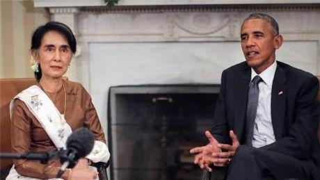 Do bo cam van Myanmar, Washington qua mat Bac Kinh... - Anh 1