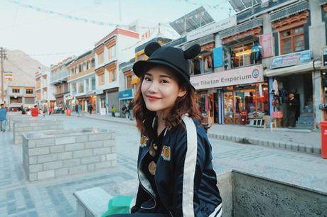 Khong chi xinh dep, 'ban gai' Tien Dat con co thanh tich cuc dinh - Anh 3