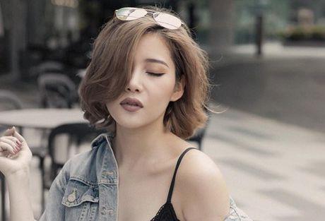 Khong chi xinh dep, 'ban gai' Tien Dat con co thanh tich cuc dinh - Anh 4