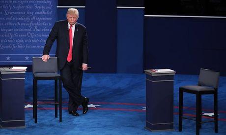 Video Trump 'to' Bill Clinton lam dung hang loat phu nu - Anh 1
