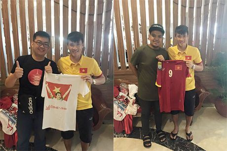 Cong Vinh lai bi 'da deu' vi khoe 'fan doc' o Indonesia - Anh 1